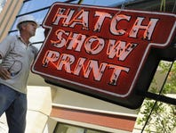 Hatch Show Print Over the Years