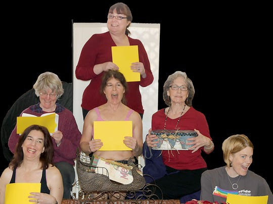 """The Shelburne Players present the comedy """"Calendar Girls"""" starting this weekend at the Shelburne Town Center."""