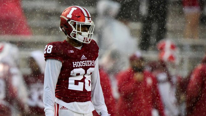 A'Shon Riggins should be the Hoosiers' top corner in 2018.