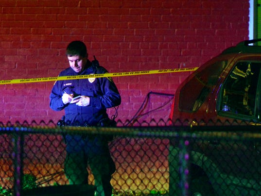 PHOTOS: S. West Street shooting