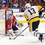 2017 NHL Stanley Cup Playoffs: Second-round schedule
