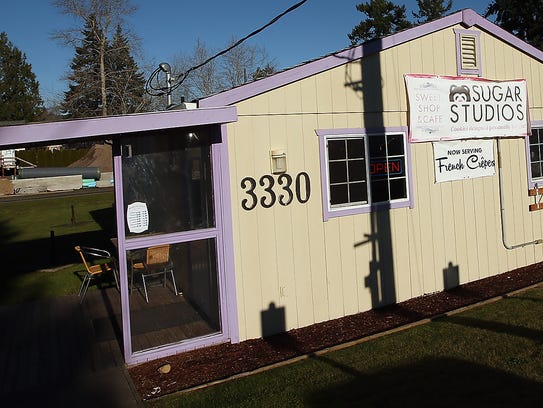 The Sugar Studio in Silverdale on Tuesday, December