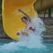 The Cordell Municipal Pool in Richmond makes its season debut this weekend.