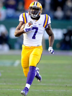 LSU's Leonard Fournette continues to have a dazzling season.