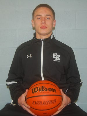 Eric Sobocinski has developed into a consistent performer for the Bishop Eustace Prep boys' basketball team.