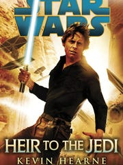 """""""Heir to the Jedi: Star Wars"""" by Kevin Hearne."""