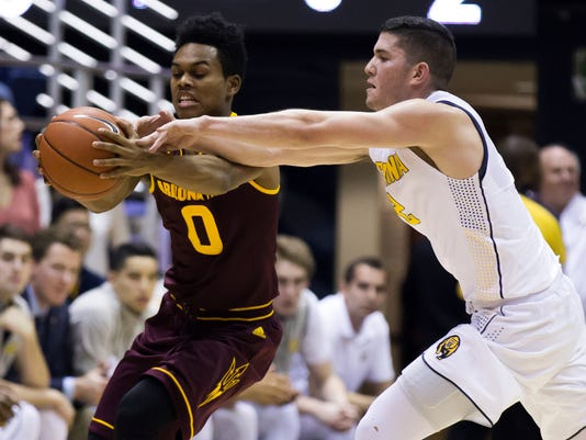 NCAA Basketball: Arizona State at California