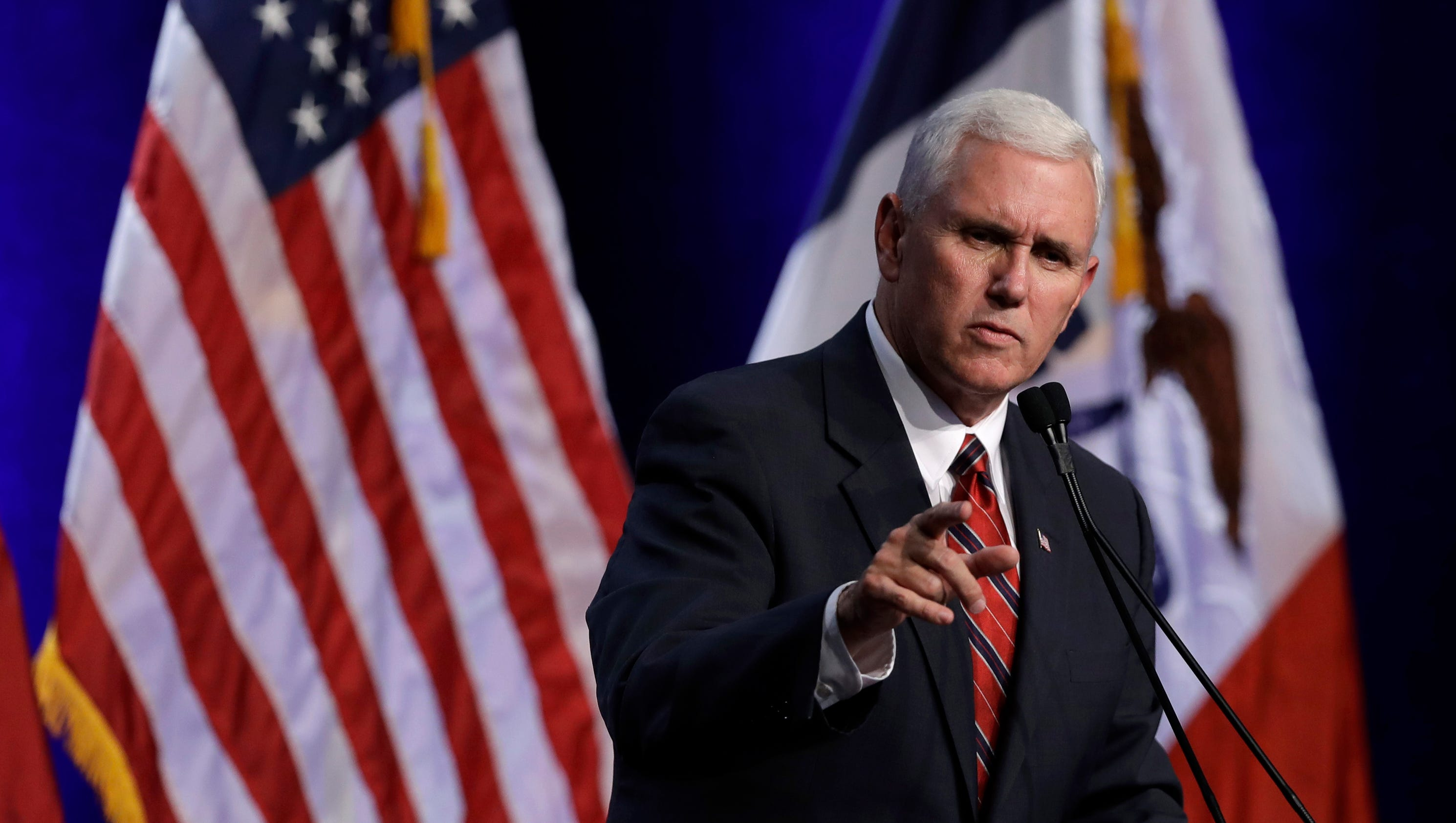 Pence Gennifer Flowers will not be at debate