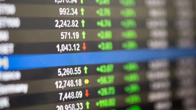 Brokerages have reported a surge in day trading.