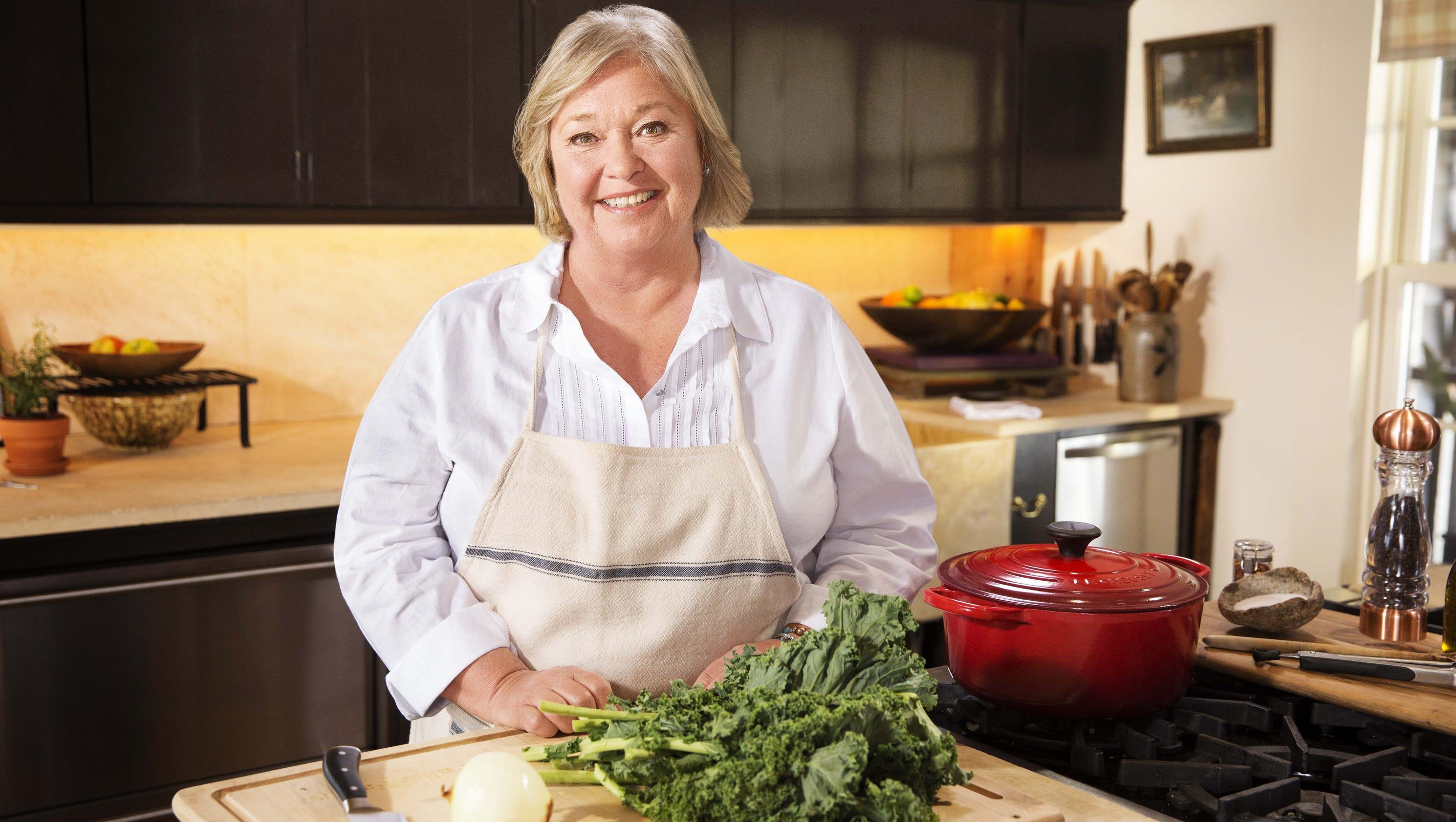 Nancy Fuller On Food Network