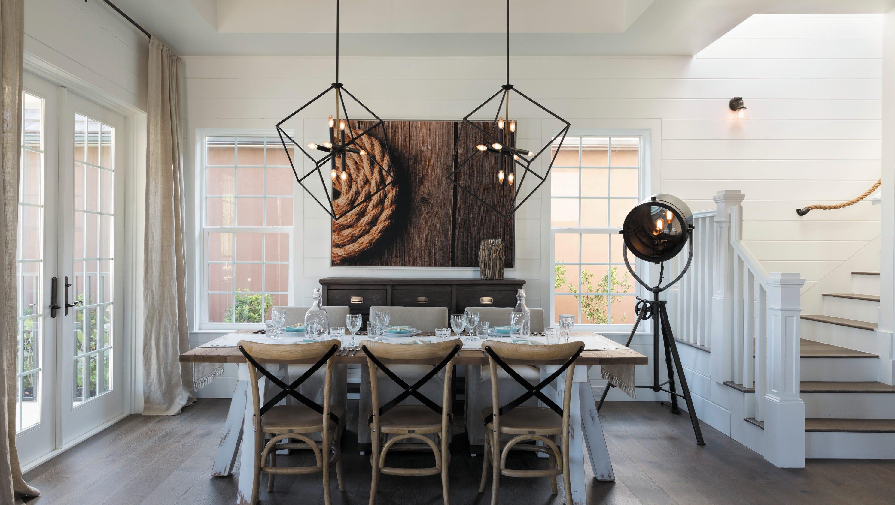 ashton woods coastal model earns parade of homes award. Black Bedroom Furniture Sets. Home Design Ideas