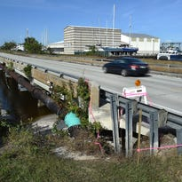 Closed indefinitely: St. Lucie County needs $2M to fix Old Dixie bridge over Taylor Creek