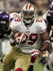Glen Coffee retired from the NFL after one season.