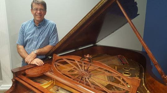 Dan Murphy is the founder and owner of Mid-America Piano in Manhattan.