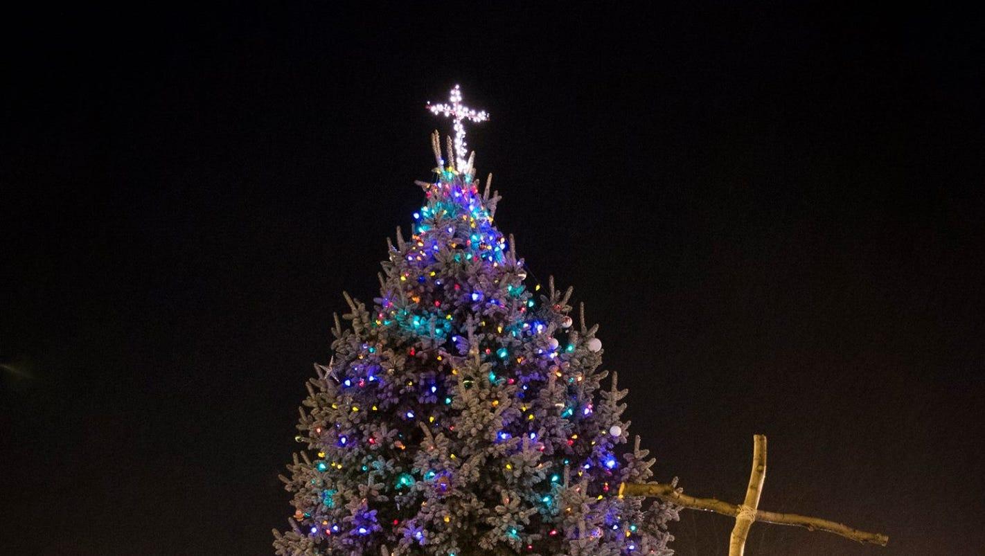 Usa Made Christmas Trees
