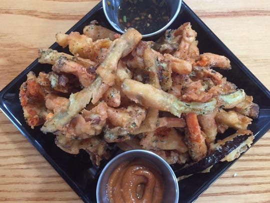 The DeLuxe_Tempura Fries
