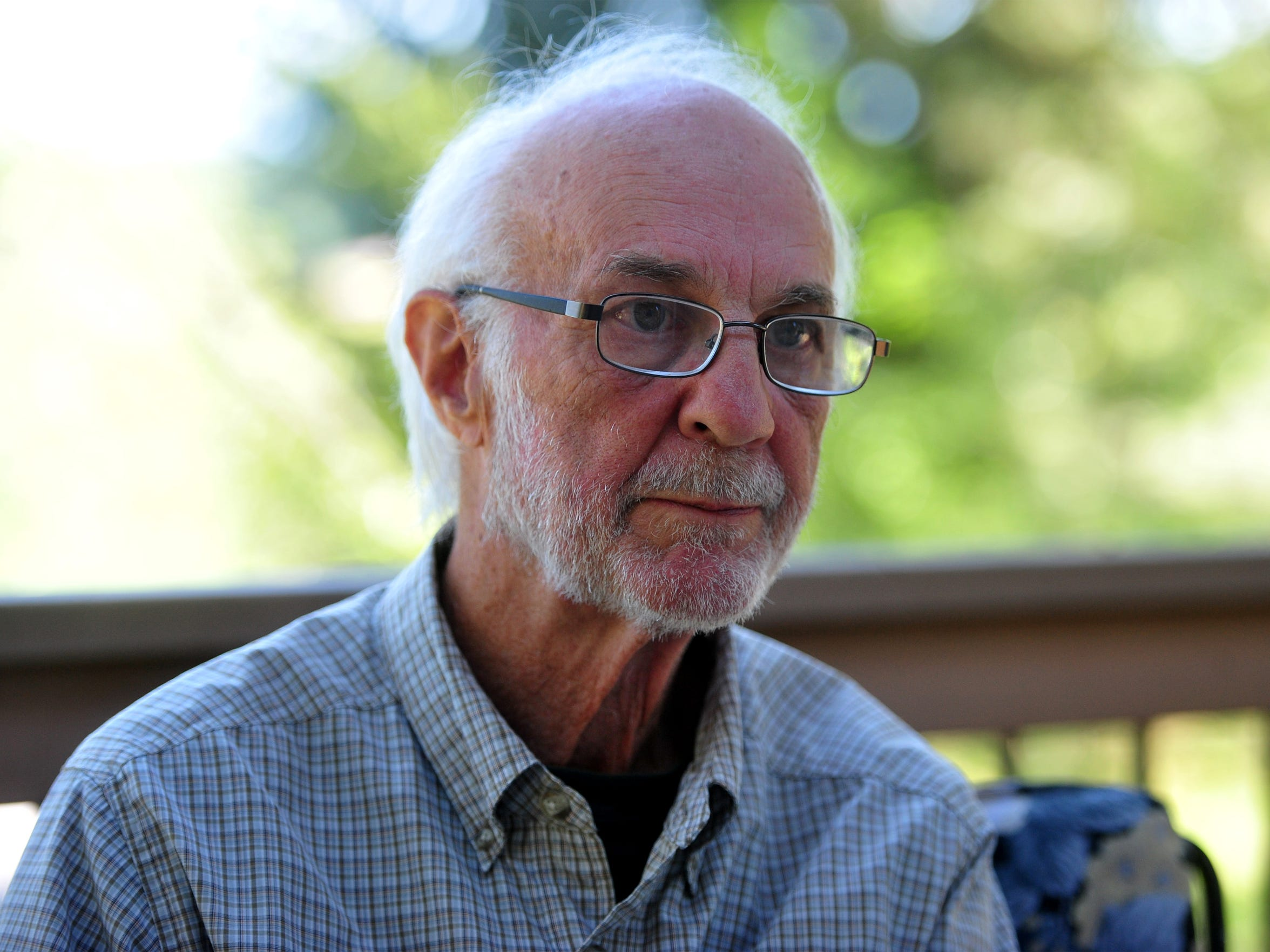 """Bert Gildart, a former ranger at Glacier National Park, responded to the fatal grizzly attack at Trout Lake on Aug. 12, 1967, the """"Night of the Grizzlies""""."""