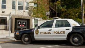 ITHACA POLICE DEPARTMENT