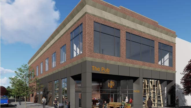 Among the plans listed for the Battle Creek location are onsite brewing and distilling, lunch and dinner options, a seasonal beer garden, retail and potentially a coffee bar.