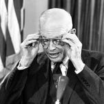 Eisenhower would be aghast at Trump's massive military parade plan