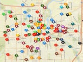 Sioux Falls police launch revamped crime map