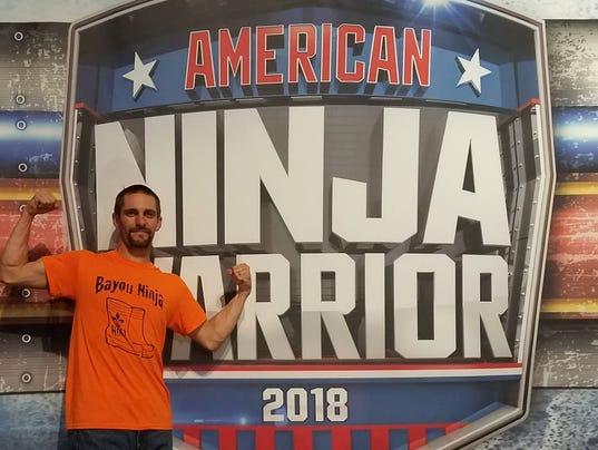 Chris Cambre Bayou Ninja 1