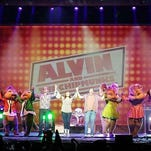 "The cast of ""Alvin and the Chipmunks: The Musical"" has performed 70 shows in 47 cities in 27 states and four provinces."