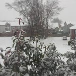 YOUR PHOTOS: Snowfall in Clarksville