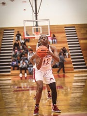 Muskegon's Mardrekia Cook has evolved from a post player to a true point guard this season. The five-star recruit is ranked the No. 37 player in the country.