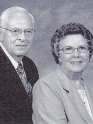 60th Anniversary: Robert J. & Monica Mueller
