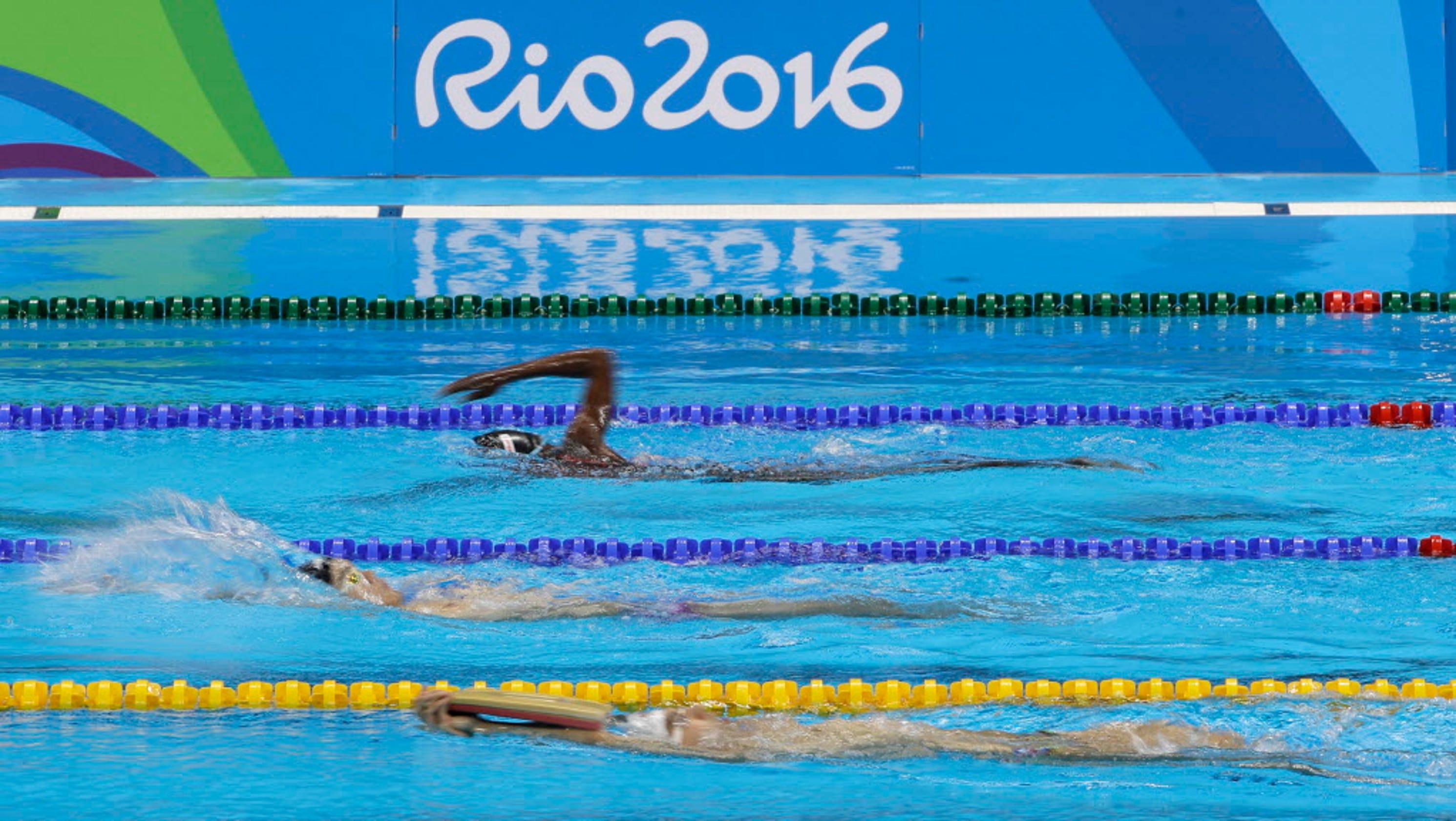Australian Swim Coach Pulls Athletes From Rio Training Pool