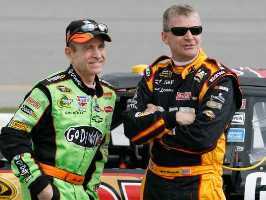 11-13-2013 mark martin jeff burton