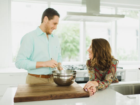 Nicole and Brian Roland of Crave Culinaire will host