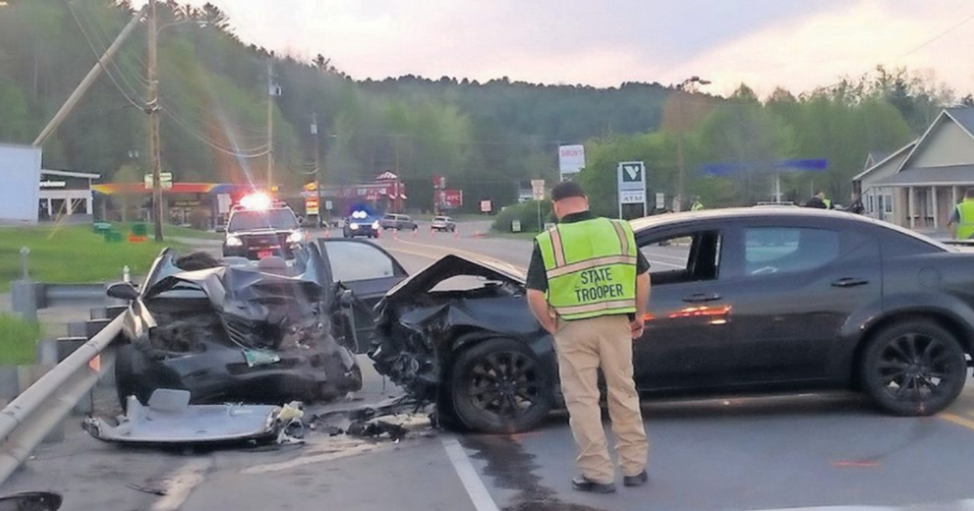 2 people killed in Vermont car crashes this week
