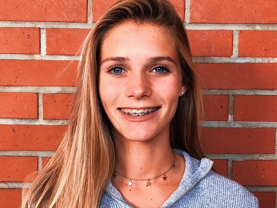 Morgan Vickaryous, Naples cross country