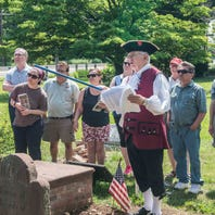 Discover a 300-year-old graveyard's modern-day mystery on July 4th tour