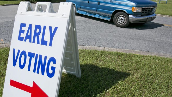 Early voting begins in Marion County at nine locations. It runs from Saturday through Aug. 15. The primary election will official be held on Aug. 18.