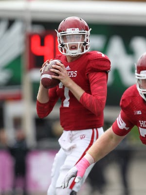 A healthy Nate Sudfeld is key to Hoosiers' bowl hopes in 2015.