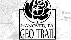 A second Hanover GeoTrail will open Saturday.