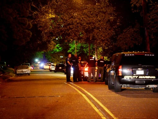A Shreveport officer was fatally shot in Queensborough