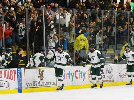 DII Boys Hockey Championship - Lyndon vs. Woodstock 03/19/18