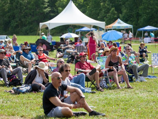 Appel Farm Arts & Music Center offers plenty of space to stretch out, enjoy a picnic and take in the live musical performances.