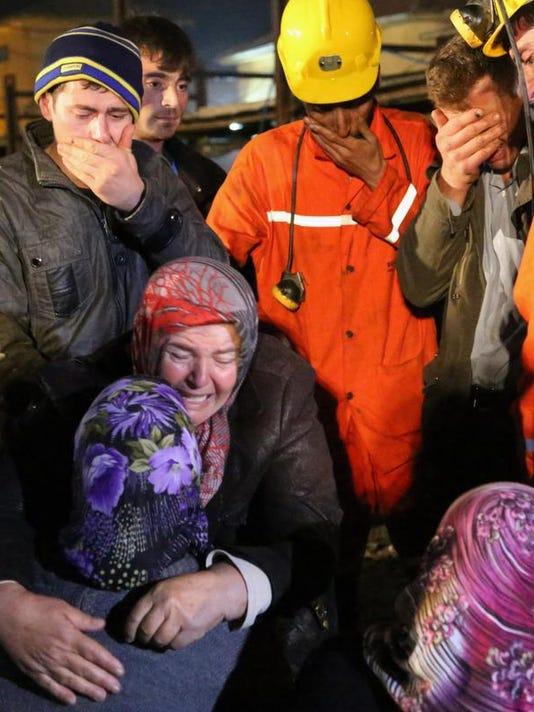 Turkey Mining Accident