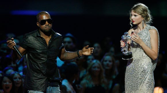 Taylor Swift and Kanye West definitely have bad blood.