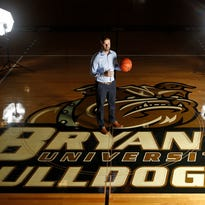 Chris Burns is the  only openly gay assistant or head coach among the roughly 3,000 coaches in men's and women's Division I basketball.