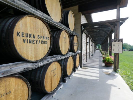Keuka Springs Vineyards 2016