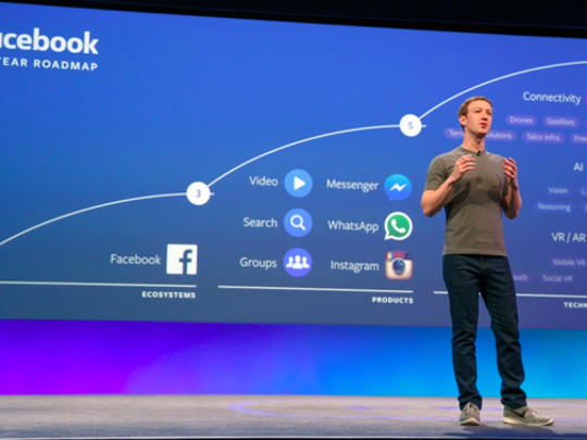 Facebook CEO Mark Zuckerberg is usually outspoken, but didn't issue a statement on the day the FCC repealed the net neutrality rules.