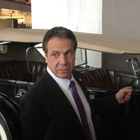 Start up the Packard! New York to rehab FDR's ride