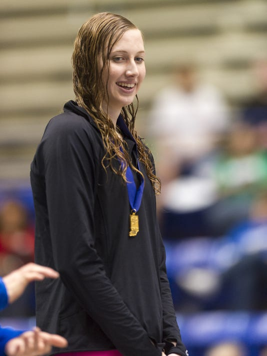1st Annual IHSAA Girl's Swimming and Diving State Finals