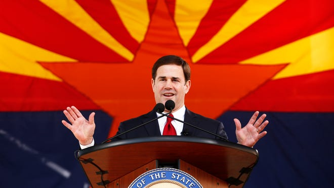 Gov. Doug Ducey recently unveiled his budget to lawmakers.